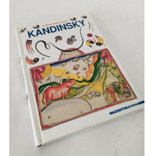 ♥ Vassily KANDINSKY Cristina Cappa Legora Mazzotta Ragazzi 1997 W37