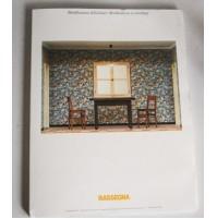 35 RASSEGNA MODIFICAZIONI DELL'ABITARE 1988 arte architettura design B&B Molteni