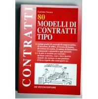 80 MODELLI DI CONTRATTI TIPO Gaetano Novara De Vecchi 1998 B34