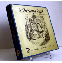 A CHRISTMAS CAROL DICKENS VALMARTINA LE LINGUE DEL MONDO 4 VINILI INGLESE 1963