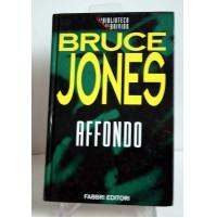 AFFONDO Bruce Jones Biblioteca del Brivido Fabbri 1994 G40