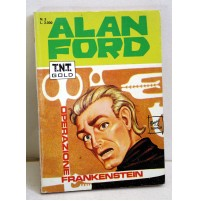 ALAN FORD Operazione Frankenstein n.3 Anno 1 ristampa 1996 T.N.T. GOLD