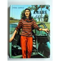 AMARE è DIFFICILE Lydia Capece Collana Primula anni 60 C11