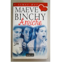AMICHE Maeve Binchy Sperling I Libri del Cuore 2000 D75