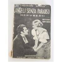 ANGELO SENZA PARADISO (Schubert) Theodore Gerold Edizioni Aurora 1934 T34