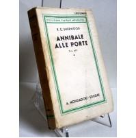 ANNIBALE ALLE PORTE Robert Emmet Sherwood Mondadori 1929 SP32