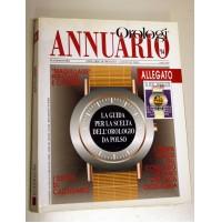 ANNUARIO OROLOGI '94 1994 Le misure del Tempo Technimedia M45