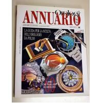 ANNUARIO OROLOGI '98-'99 1998 Le misure del Tempo Technimedia M44