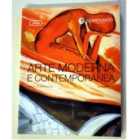 ARTE MODERNA E CONTEMPORANEA FINARTE SEMENZATO CATALOGO D'ASTA 1398 20/01 2008