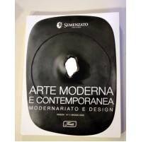 ARTE MODERNA E CONTEMPORANEA FINARTE SEMENZATO CATALOGO D'ASTA 1410 10/05 2009