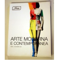 ARTE MODERNA E CONTEMPORANEA FINARTE SEMENZATO CATALOGO D'ASTA 1425 13/11 2008