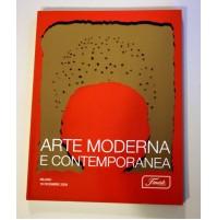 ARTE MODERNA E CONTEMPORANEA FINARTE SEMENZATO CATALOGO D'ASTA 1432 18/12 2008