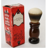 AVON SHAVING BRUSH BOTTIGLIA ANNI 60 VINTAGE COLLECTIBLE DA TOILETTE UOMO BARBA