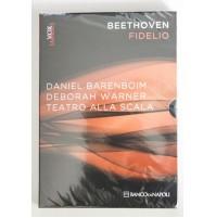 BEETHOVEN FIDELIO VOX IMAGO Teatro Alla Scala - Barenboim RAI 2015 DVD S36