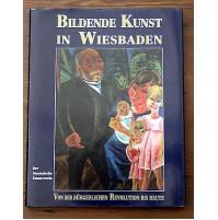 BILDENDE KUNST IN WIESBADEN LIBRO ARTE TEDESCO BOOK 1997
