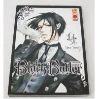 BLACK BUTLER N.4 Planet Manga Panini Agosto 2011 Yana Toboso PRIMA EDIZIONE