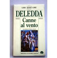 CANNE AL VENTO Grazia Deledda Newton Romanzo  A13