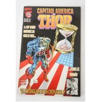 CAPITAN AMERICA & THOR N. 24 OTTOBRE 1996 MARVEL COMICS