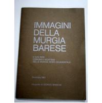 CARTELLA IMMAGINI DELLA MURGIA BARESE Fotografie Giorgio Braschi 1981 Puglia