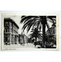 CARTOLINA BARI CORSO CAVOUR  1938 VIAGGIATA