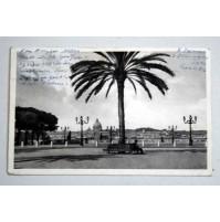 CARTOLINA ROMA IL PINCIO VILLA BORGHESE 1950 VIAGGIATA