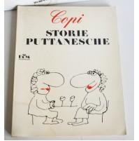COPI STORIE PUTTANESCHE Album Mondadori 1à edizione 1979
