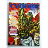 CYBORG Lo shock del Futuro n. 1 anno 1992 Telemaco Comics