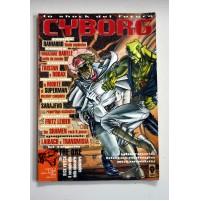 CYBORG Lo shock del Futuro n. 3 anno 1993 Telemaco Comics