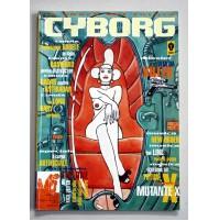 CYBORG Lo shock del Futuro n. 5 anno 1993 Telemaco Comics