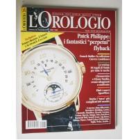 DALLA TECNICA ALLO STILE L'OROLOGIO Anno III n. 26 Gennaio 1995 M59