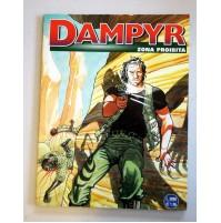 DAMPYR ZONA PROIBITA N.7 OTTOBRE 2000 BONELLI