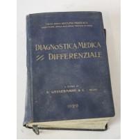 DIAGNOSTRICA MEDICA DIFFERENZIALE Adolfo Ferrata A. Wassermann 1929 E67