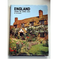 ENGLAND THROUGH THE LOOKING GLASS fotografia TED SMART libro 1974