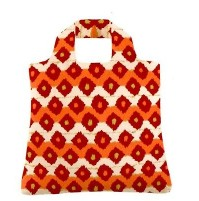 ENVIROSAX SHOPPING HEMP BAG BORSA IN CANAPA ARANCIO