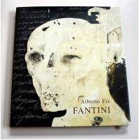 FANTINI Marco testo di ALBERTO FIZ Genesi di un quadro 2001 Tiratura limitata