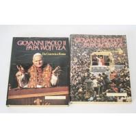 GIOVANNI PAOLO II PAPA WOITYLA Da Cracovia a Roma al mondo 2 Volumi 1988 P19
