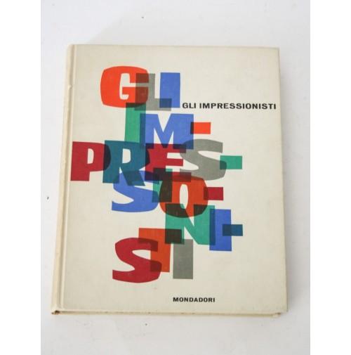GLI IMPRESSIONISTI Mondadori 1961 Piero del Giudice P11