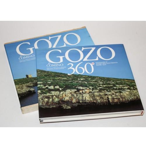 GOZO & COMINO 360° COLLECTION 1992 MIRANDA PUBLICATIONS FOTO BOCCAZZI CILIA