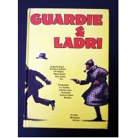 GUARDIE E LADRI AA.VV. Mondadori 1976 1a edizione Marco Tropea G25