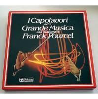 I CAPOLAVORI DELLA GRANDE MUSICA FRANCK POURCEL COFANETTO 10 LP 33 GIRI