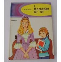 I RAGAZZI DI JO Malipiero L. M. Alcott 1970 D06