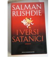 I VERSI SATANICI Salman Rushdie Mondadori 1989 G77