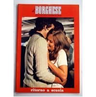IL BORGHESE RIVISTA SETTIMANALE ANNO XXI N. 39 - 27  SETTEMBRE 1970