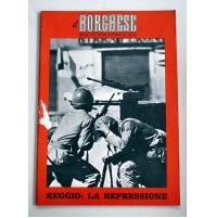 IL BORGHESE RIVISTA SETTIMANALE ANNO XXI N. 43 - 25  OTTOBRE 1970