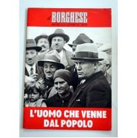 IL BORGHESE RIVISTA SETTIMANALE ANNO XXIII N. 44 - 29  OTTOBRE 1972