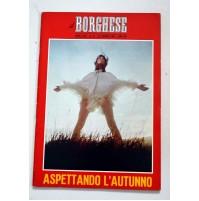 IL BORGHESE RIVISTA SETTIMANALE ANNO XXIII N.35 27 AGOSTO 1972