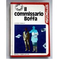 IL COMMISSARIO BOFFA Luciano Anselmi SOTTOACCUSA FABBRI EDITORI 1973 G70