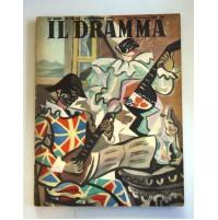 IL DRAMMA ANNO 26 N.115 116 1 SETTEMBRE 1950 DOPPIO RIVISTA TEATRO QUINDICINALE