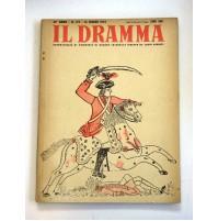 IL DRAMMA ANNO 29 N.177 15 MARZO 1953  RIVISTA TEATRO QUINDICINALE