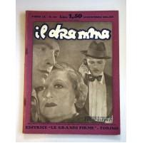 IL DRAMMA ANNO IX N.176 15 DICEMBRE 1933  RIVISTA TEATRO QUINDICINALE